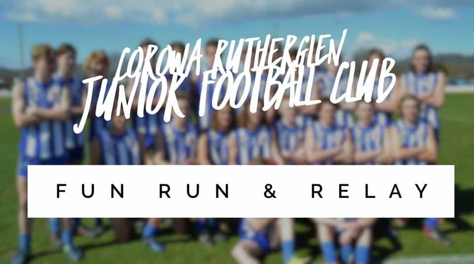 corowa-rutherglen-junior-football-club-fun-run-relay BANNER