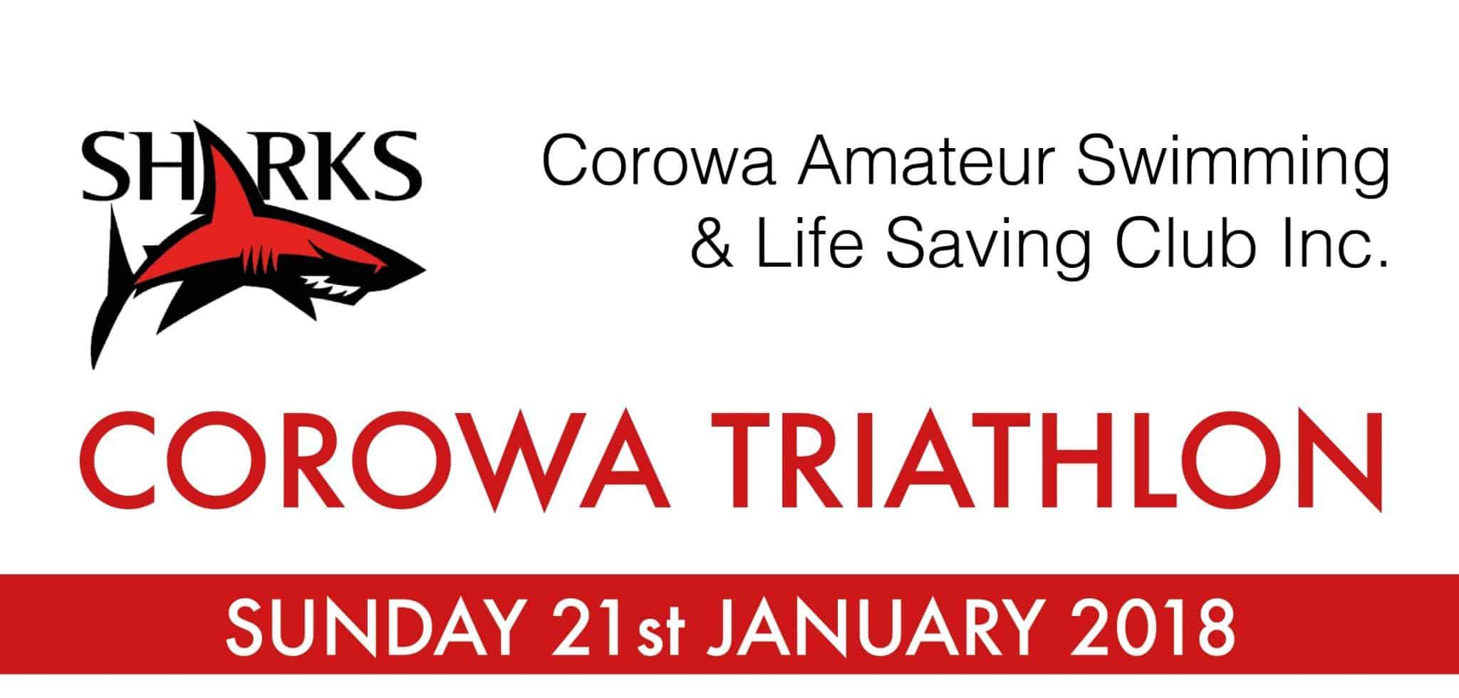 Corowa Tri banner