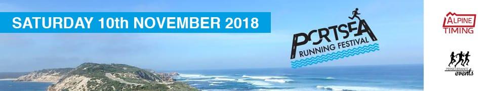 Portsea Running Festival Web Banner 2018