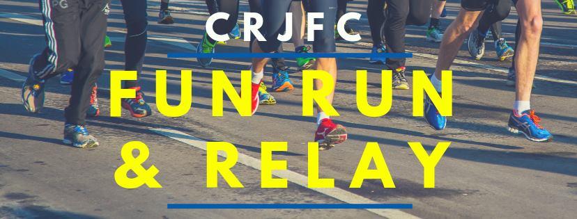 Corowa Fun Run Banner 2018